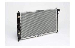 Радиатор охлаждения (механика с кондиционером) Chevrolet Lanos (98-)
