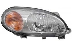Фара правая с электро коректор.Chevrolet Lanos (98-)