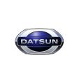 Эмблема переднего бампера Datsun