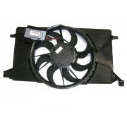 Вентилятор охлаждения с диффузором без блока управления Focus III  Focus III C-MAX II