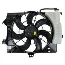 Вентилятор охлаждения (в сборе ) Solaris 2, Rio 4