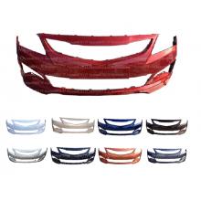 Бампер передний HYUNDAI Solaris (14-17) в цвет