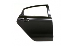 Дверь задняя правая Kia Rio 4 (17-) в цвет