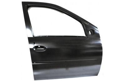 Дверь передняя правая (без молдинга) Lada Largus в цвет