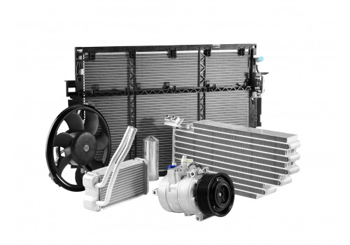 Радиаторы и эл.вентиляторы