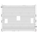 Радиатор охл. для а/м Opel Insignia (08-) 2.0T M/A (LRc 21129)